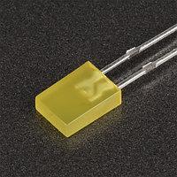 Светодиод ARL-2507UYD-700mcd (arlight, 2x5мм (прямоугольный))