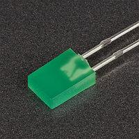 Светодиод ARL-2507LGD-10mcd (arlight, 2x5мм (прямоугольный))