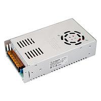 Блок питания JTS-360-24-A (0-24V, 15A, 360W) (Arlight, IP20 Сетка, 2 года)