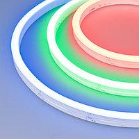 Образец Гибкий неон ARL-MOONLIGHT-1712-SIDE 24V RGB (arlight, 12 Вт/м, IP67)