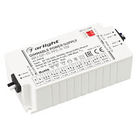 Блок питания ARJ-SP-10-PFC-0-10V (10W, 120-350mA) (Arlight, IP20 Пластик, 5 лет)