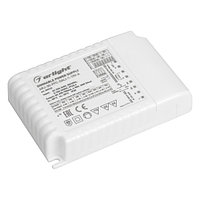 Блок питания ARJ-30-PFC-DALI-1-10V-A (30W, 250-700mA) (Arlight, IP20 Пластик, 5 лет)