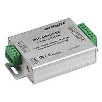 RGB-усилитель LN-12A (12-24V, 144-288W) (arlight, IP20 Металл, 1 год)