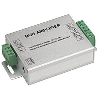 RGB-усилитель LN-350 (12-48V, 3x350mA, 50W) (arlight, IP20 Металл, 1 год)