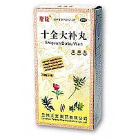 Болюсы Великое восстановление (Shiquan Dabu Wan), 192 шт