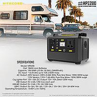 Зарядное устройство NITECORE NPS200 54600mAh