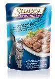Stuzzy SPECIALITY 100г с треской консервы для взрослых кошек