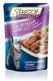 Stuzzy SPECIALITY 100г с телятиной консервы для взрослых кошек