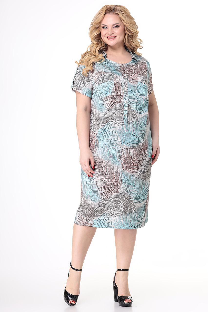 Платье больших размеров - фото 2