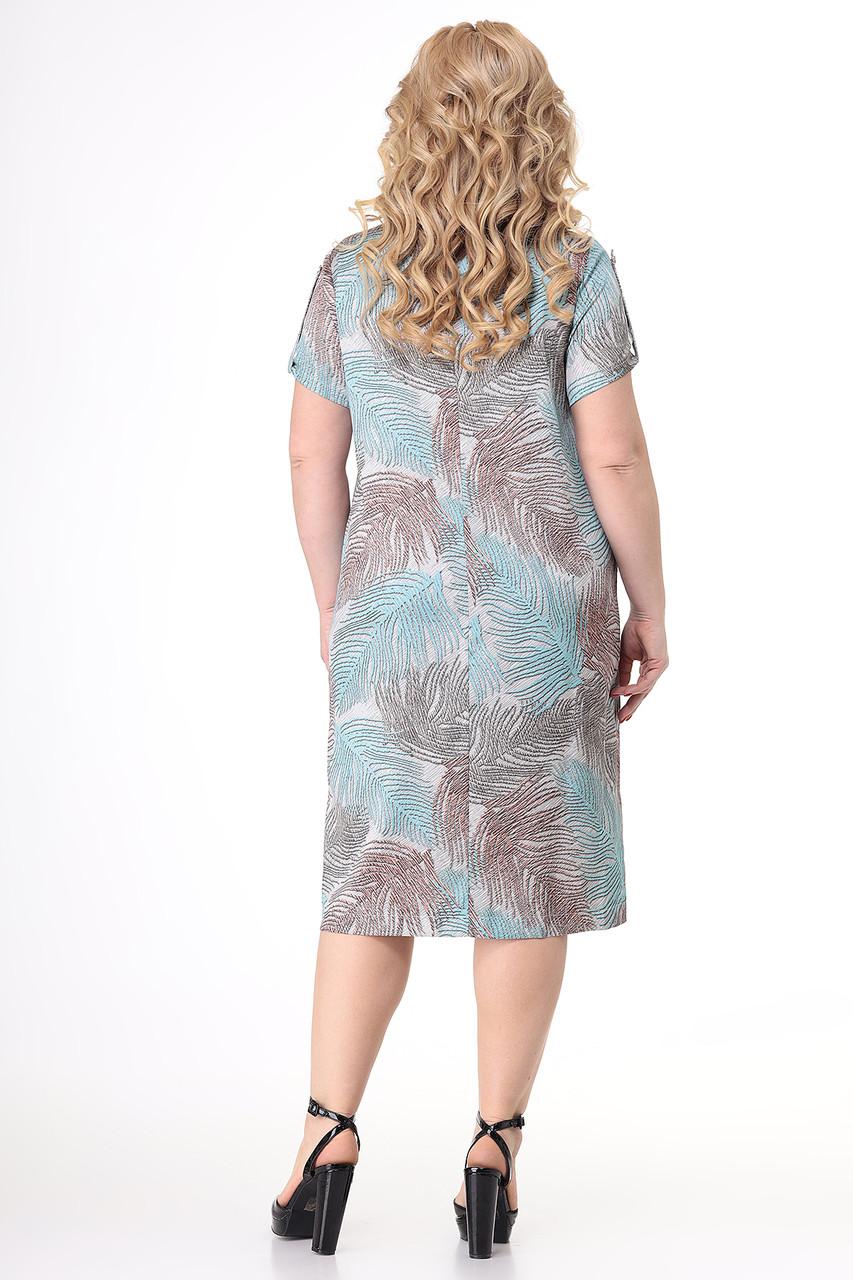 Платье больших размеров - фото 3