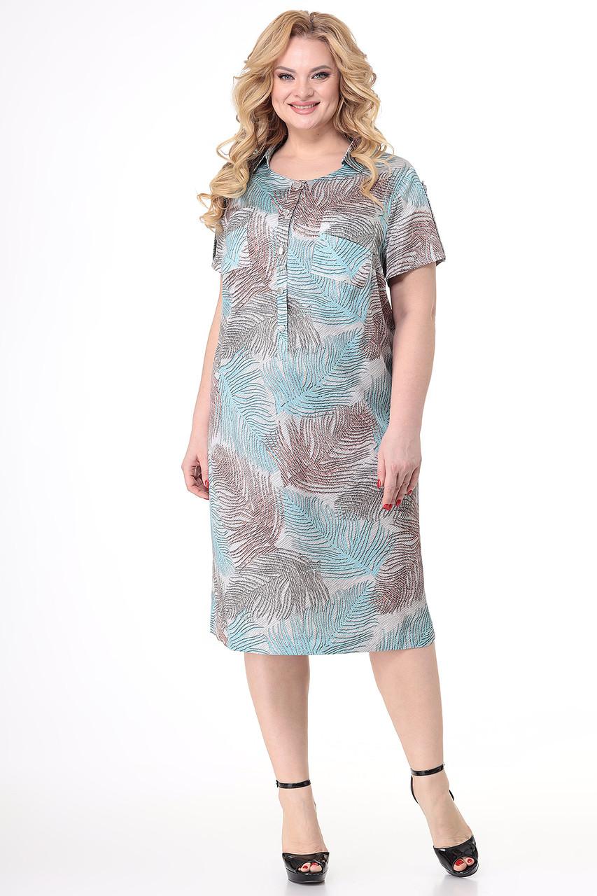 Платье больших размеров - фото 1
