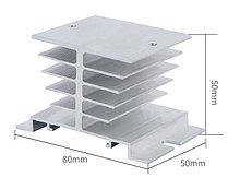 Радиатор для твердотельных реле HS-50H