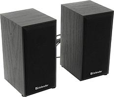 Компактная акустика 2.0 Defender SPK-240 черный