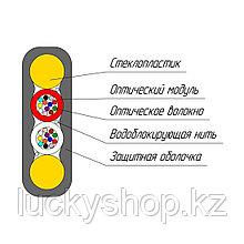 Кабель оптоволоконный ОКПК-0,22-24(G.652D) 1,4кН