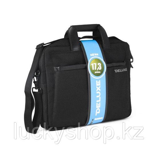 "Сумка для ноутбука Deluxe Hamburg 17.3"" (DLNB-401B-P17.3)"