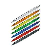 Ручка шариковая автоматическая K20 Icy Colours, 1.0 мм, корпус ассорти, синяя