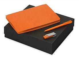 Подарочный набор Notepeno, оранжевый