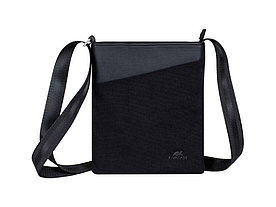 8509 black сумка через плечо для планшета 8