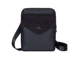 8511 black сумка через плечо для планшета 11