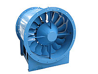 Вентилятор осевой ВО 30-160 №6,3, фото 1