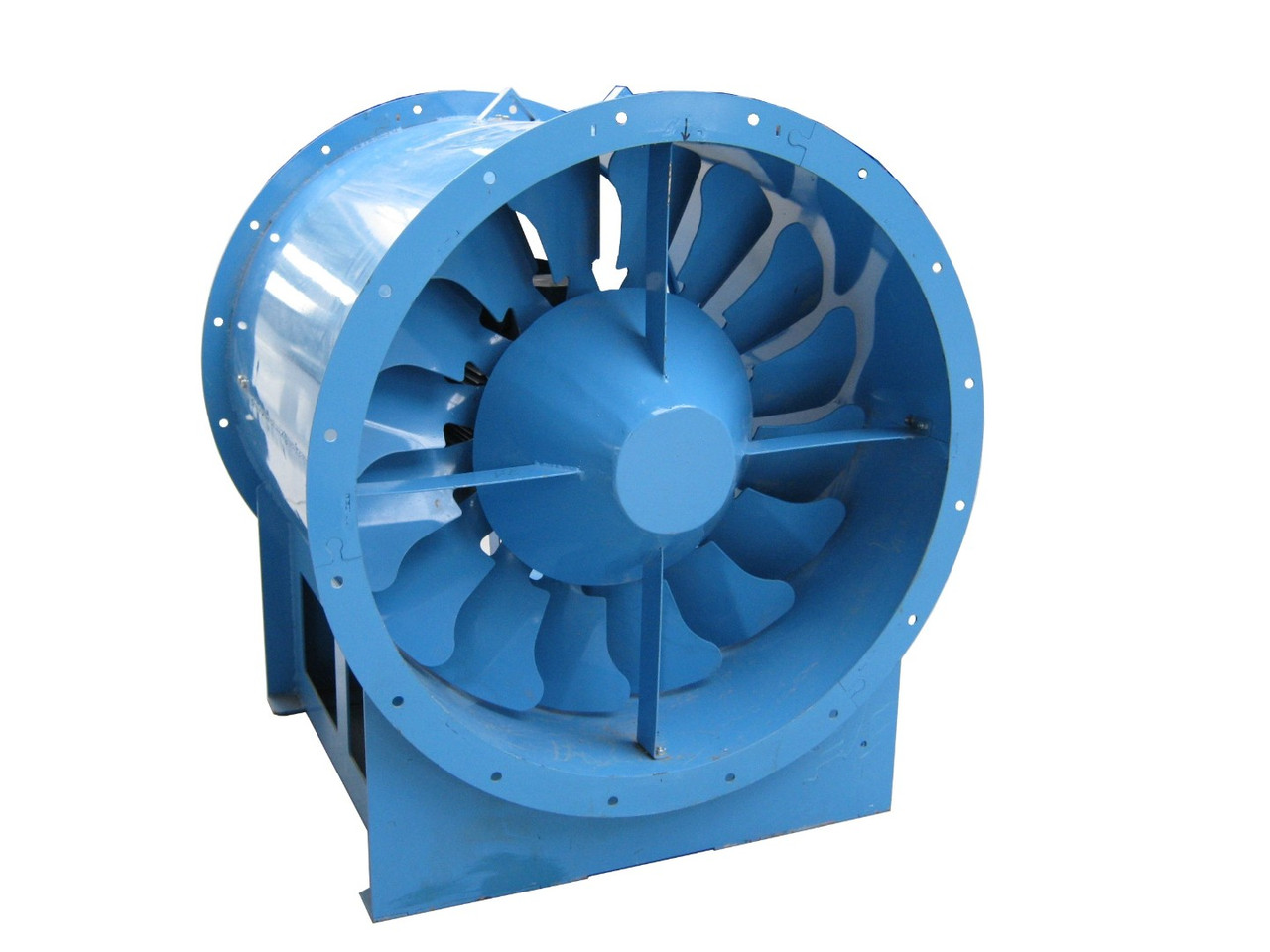 Вентилятор осевой ВО 30-160 №9
