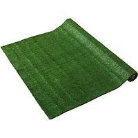 Газон искусственный, ландшафтный, ворс 6 мм, 1 × 2 м, зелёный