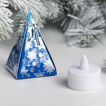 Свеча LED «Волшебство», мод,CPL-004, 4,7х7,3см