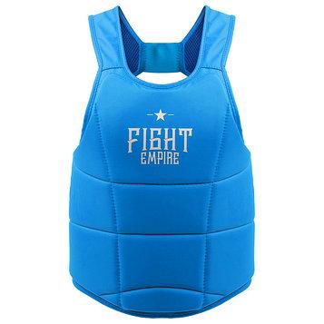 Жилет защитный FIGHT EMPIRE, размер S, цвет синий