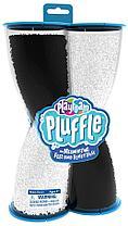 PlayFoam Pluffle воздушная масса для лепки «Живой песок» черно-белая