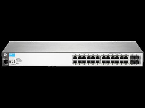 Коммутатор J9776A  Aruba 2530 24G 4SFP Layer 2 Switch