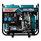 Дизельный генератор ALTECO ADG 7500 E, фото 2