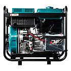 Дизельный генератор ALTECO ADG 7500 E, фото 4