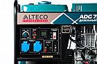 Дизельный генератор ALTECO ADG 7500 E, фото 6