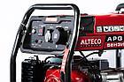 Бензиновый генератор однофазный 7 квт ALTECO APG 9800E (N), фото 2