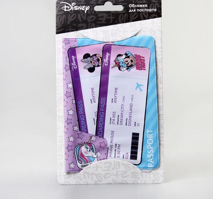 Паспортная обложка «Disney»