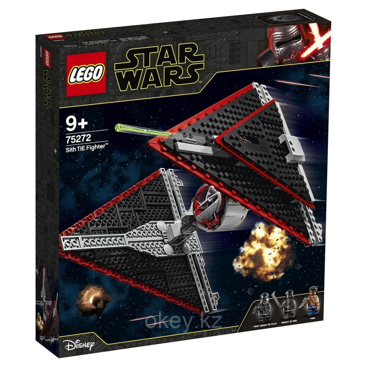 LEGO Star Wars: Истребитель Сид ситхов 75272
