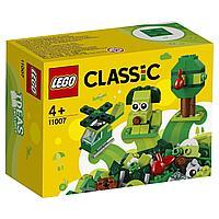 LEGO Classic: Зелёный набор для конструирования 11007