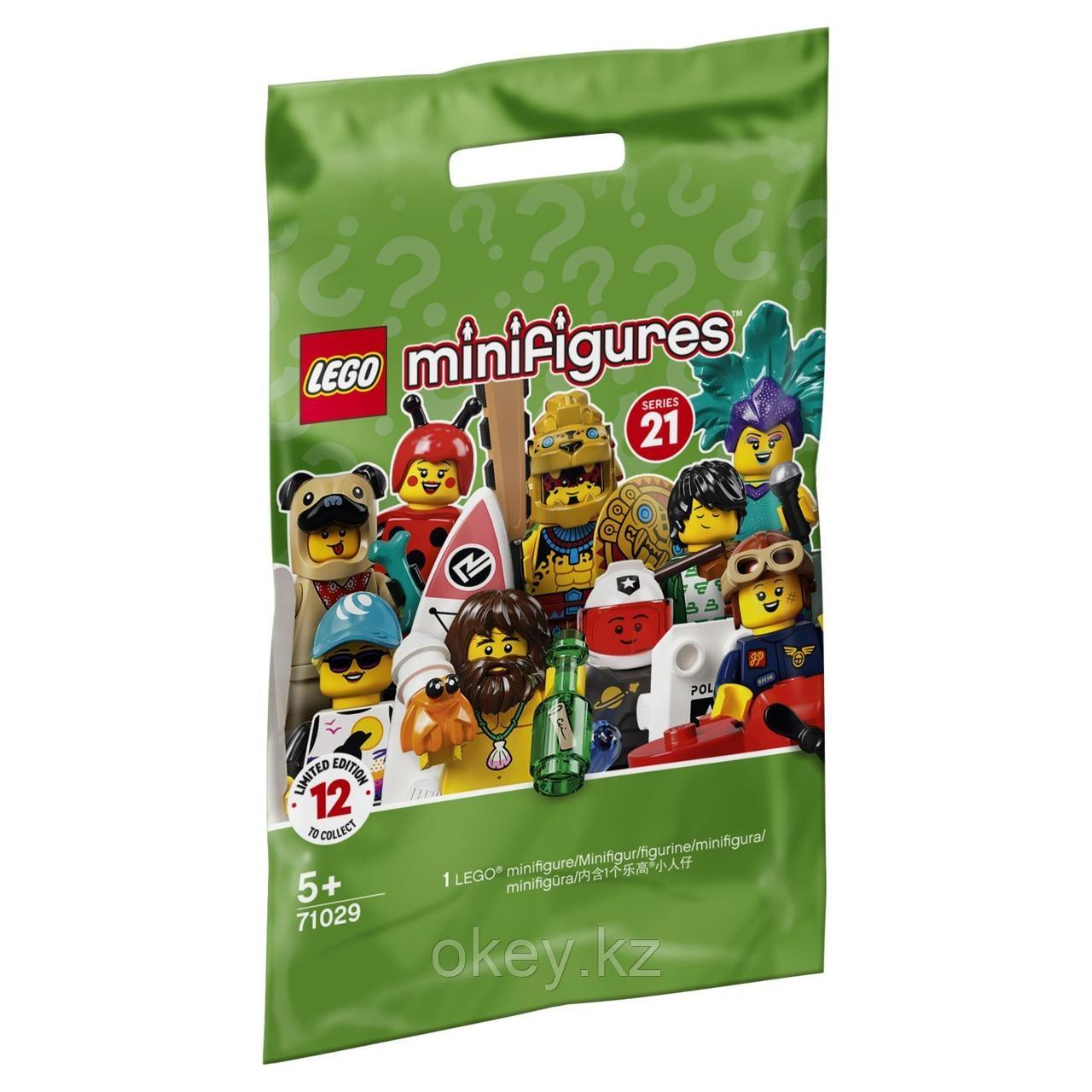 LEGO Minifigures: Минифигурки Серия 21, 71029