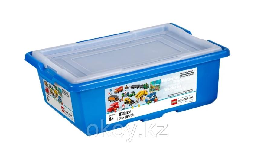 LEGO Education: Общественный и муниципальный транспорт 9333
