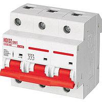 Автоматический выключатель SAFE 100А 3P С