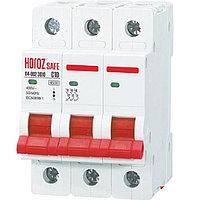 Автоматический выключатель SAFE 10А 3P С