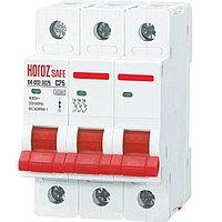 Автоматический выключатель SAFE 25А 3P С