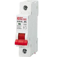 Автоматический выключатель SAFE 25А 1P В