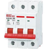 Автоматический выключатель SAFE 40А 3P С