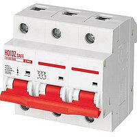 Автоматический выключатель SAFE 80А 3P С