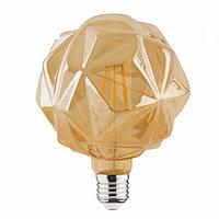 Светодиодная лампа Filament RUSTIC CRYSTAL-6 6W E27