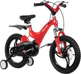 """Детский велосипед Miqilong JZB - 16"""" Красный"""
