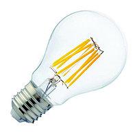 Светодиодная лампа FILAMENT GLOBE-8 8W Е27 2700К