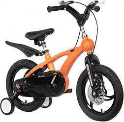 """Детский велосипед Miqilong YD - 16"""" Оранжевый"""