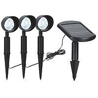 Светодиодный светильник садово-парковый на солнечной батарее MAGIC